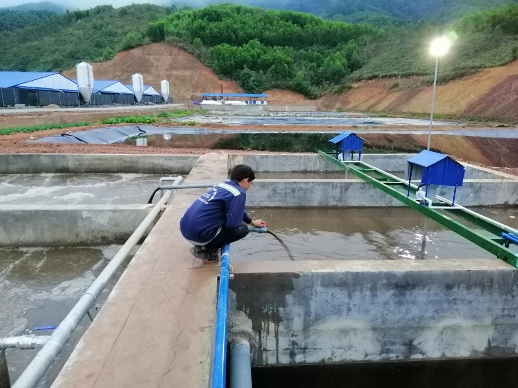 Báo giá hệ thống xử lý nước thải tại Bình Thuận