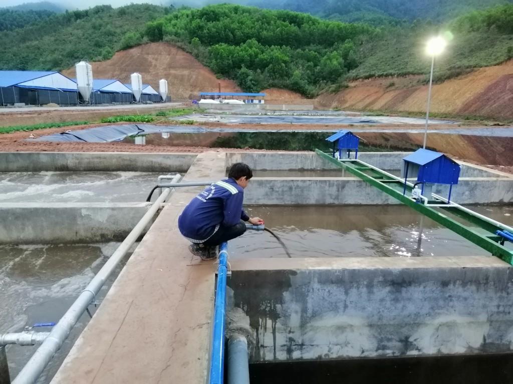 NTCN - bể vi sinh thiếu khí